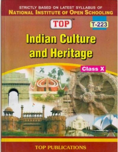 Indian Culture and Heritage – English