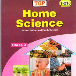 NIOS Home Science 216 Guide Books 10th English Medium