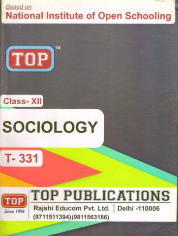 Nios Sociology 331 Guide Books Top