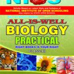NIOS PRACTICAL MANUAL BIOLOGY 314 HELP BOOK IN ENGLISH MEDIUM