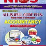 Nios 320 Accountancy in All is Well Guide Plus English Medium