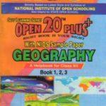 Nios Geography 316 Open 20 Plus EM