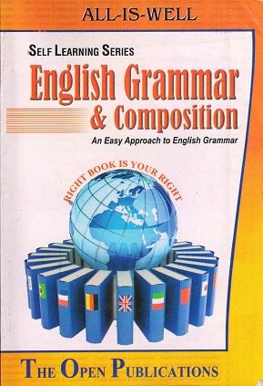 Nios Exam Help Books -English Grammar & Composition