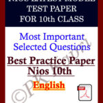 10th-model-test-paper