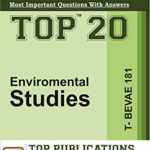 TOP IGNOU T-BEVAE-181 Environment Studies (EVS) - Most important questions with answers