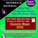 nios-solved-assignment-carnatic-music-243-english-medium