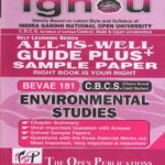 IGNOU BEVAE 181 EM All Is Well Guide Plus PK Kapri