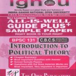 IGNOU BPSC 131 EM All Is Well Guide Plus PK Kapri