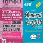 IGNOU BEGLA 135 ALL IS WELL GUIDE + JPH General English For All Class Original