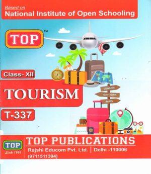 TOP NIOS Tourism 337 Guide Book English Medium